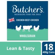 Butchers Lean & Tasty Low Fat Dog Food Tins