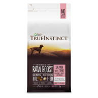 True Instinct Raw Boost Salmon & Tuna Adult Dry Dog Food