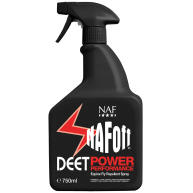 NAF OFF DEET Power Spray for Horses 750ml