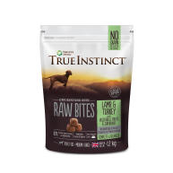 True Instinct Raw Bites Lamb & Turkey Adult Raw Frozen Dog Food