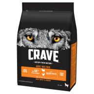 CRAVE Turkey & Chicken Adult Dry Dog Food