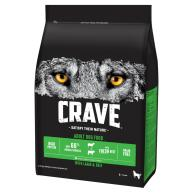 CRAVE Lamb & Beef Adult Dry Dog Food