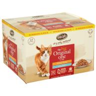 HiLife Its Only Natural Original Selection in Jelly Adult Cat Food 70g x 32