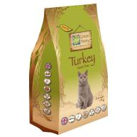 Green Pantry Turkey Grain Free Dry Adult Cat Food 1.5kg