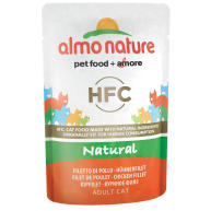 Almo Nature Chicken Fillet Wet Adult Cat Food