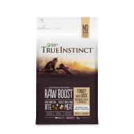 True Instinct Raw Boost Turkey with Duck Dry Adult Cat Food