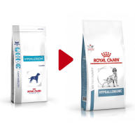 Royal Canin Veterinary Hypoallergenic DR 21 Dog Food 14kg