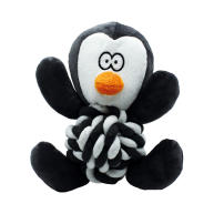 Happy Pet Penguin Knottie Dog Toy