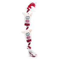 Happy Pet String of Piglets Christmas Dog Toy