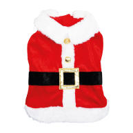 Happy Pet Luxury Santa Dog Suit