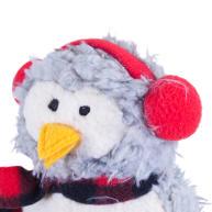 Rosewood Mini Pepper Penquin Christmas Dog Toy