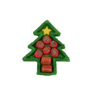 Rosewood Edible Christmas Tree Puzzle Gnaw Toy