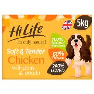 HiLife Its Only Natural Soft & Tender Chicken Dry Adult Dog Food