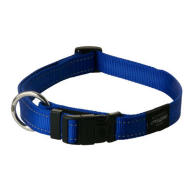 Rogz Utility Blue Dog Collar