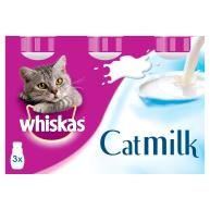 Whiskas Cat Milk 200ml x 3