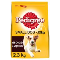 Pedigree Vital Protection Chicken Dry Small Dog Food