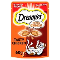 Dreamies Extra Crunch Cat Treats