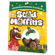 Stud Muffin Christmas Pudding Horse Treats