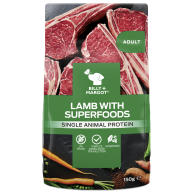 Billy & Margot Lamb & Superfood Wet Dog Food Pouches
