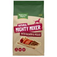 Natures Menu Mighty Mixer Salmon & Potato Adult Dog Food 2kg
