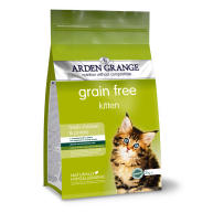 Arden Grange Chicken & Potato Kitten Food