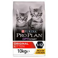PRO PLAN OPTISTART Original Chicken Dry Kitten Food 3kg