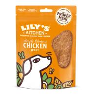Lilys Kitchen Simply Glorious Chicken Jerky Dog Treats