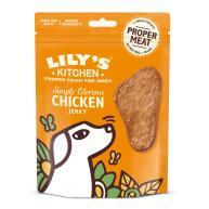 Lilys Kitchen Simply Glorious Chicken Jerky Dog Treats 70g