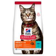Hills Science Plan Optimal Care Tuna Feline Adult Dry Cat Food