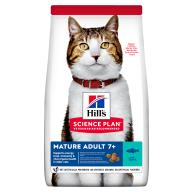 Hills Science Plan Tuna Feline Mature Adult 7+ Dry Cat Food