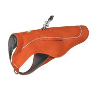 Ruffwear Overcoat Fuse Dog Jacket in Canyonlands Orange