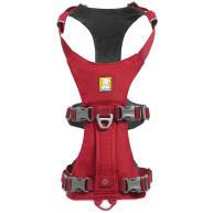 Ruffwear Flagline Dog Harness in Red Rock