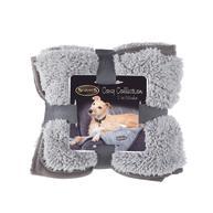 Scruffs Cosy Dog Blanket Grey Cosy Blanket