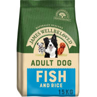 James Wellbeloved Ocean Fish & Rice Adult Dog Food