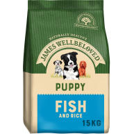 James Wellbeloved Fish & Rice Puppy Food