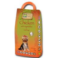 Green Pantry Chicken with Sweet Potato & Cranberry Dry Small Dog Food