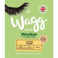 Wagg Worker Chicken Wet Dog Food