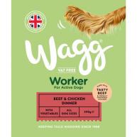 Wagg Worker Beef & Chicken Wet Dog Food