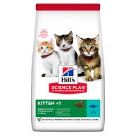 Hills Science Plan Tuna Dry Kitten Food