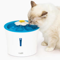 Catit LED Flower Fountain for Cats & Small Dogs