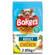 Bakers Chicken Weight Control Adult Dog Food