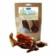 Hollings 100% Natural Pig Tails Dog Treats