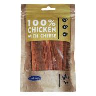 Hollings 100% Chicken & Cheese Bar Dog Treats