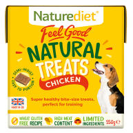 Naturediet Feel Good Dog Treats