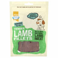 Good Boy Pawsley Tender Lamb Fillet Dog Treats