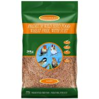 Johnston & Jeff Premium Wheat Free with Suet Wild Bird Food