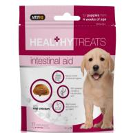 Mark & Chappell VetIQ Intestinal Aid Healthy Treats for Puppies