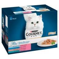 Gourmet Perle Ocean Delicacies Cat Food 85g x 12