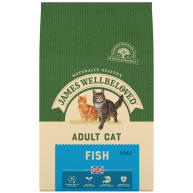 James Wellbeloved Adult Fish Cat Food 4kg