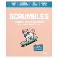 Scrumbles Salmon Wet Adult Dog Food
